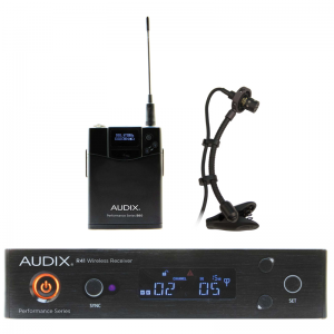 Audix AP41 SAX Wireless Microphone Set for Saxophone