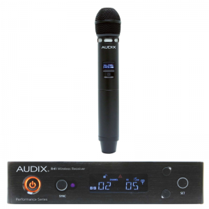 Audix AP41 VX5 Wireless Mic System w/ Handheld Mic