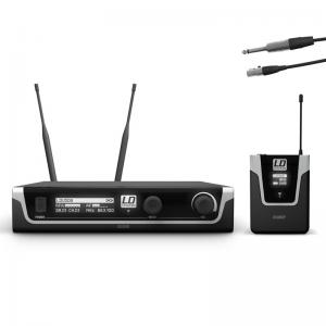 LD Systems U500 wireless guitar set