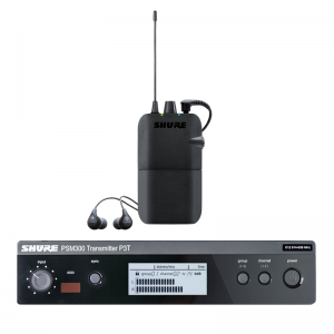 Shure P3TR112GR PSM300 In-Ear Personal Monitor System