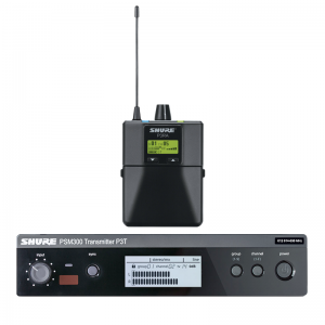 Shure P3TRA 215CL PSM300 In-Ear Personal Monitor System