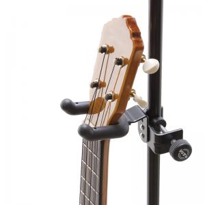 König & Meyer KM1559000055 ukulele holder, microphone stand mountable