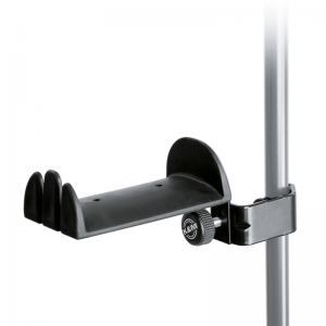 König & Meyer KM1608000055 headphone holder, microphone stand mountable