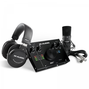 M-Audio Air 192-4 Vocal Studio Pro Set USB / Audio Interface