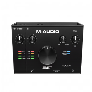 M-Audio Air 192/4 USB Audio Interface