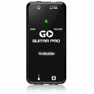 TC Helicon Go Guitar Pro Guitar Interface for Mobile Devices