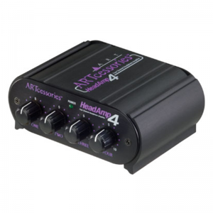 ART HeadAmp 4 Pro 5-channel headphone amplifier