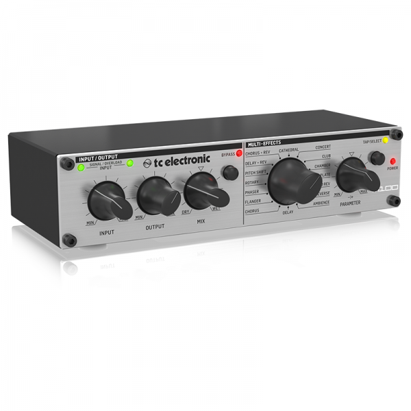 TC Electronic M100 Stereo Multi-Effects Processor