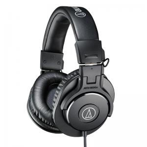 Audio-Technica ATH-M30x closed-back studio headphones