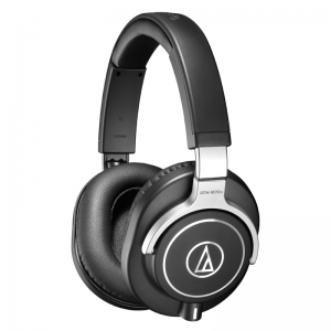 Audio-Technica ATH-M70x precision closed-back studio headphones